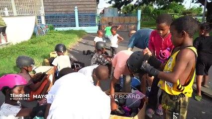 Mayotte - Génération skateboard