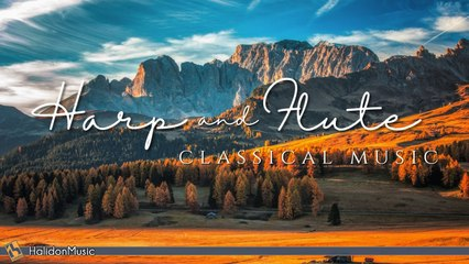 Various Artists - Classical Music - Harp and Flute