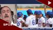 Panayam ng PTV Sports kay Secretary, Genral, Philippine Amateur Baseball Association, Jose Antonio 'Pepe' Munoz