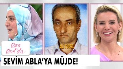 Yapımcı Banu Akdeniz Sevim Abla'yı hacca yollama sözü verdi - Esra Erol'da 24 Haziran 2021