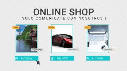 Video para tienda Online