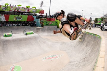 Video Highlights: Best of Misugu Okamoto   Dew Tour Des Moines 2021