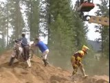 Travis Pastrana double backflip motocross