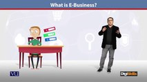 01.01   E Commerce ¦ What is E Business ¦