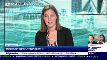 Microsoft présente Windows 11... Le débrief de l'actu tech du jeudi - 24/06