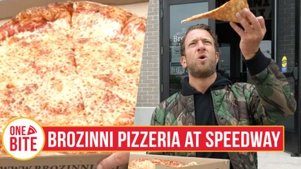 Barstool Pizza Review - Brozinni Pizzeria at Speedway (Speedway, IN)