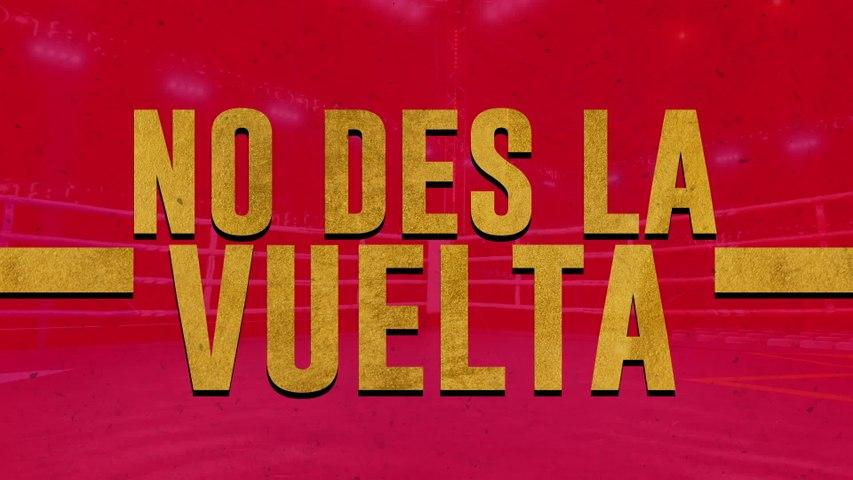 Los Rojos - No Des La Vuelta