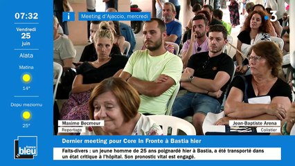 25/06/2021 - La matinale de France Bleu RCFM