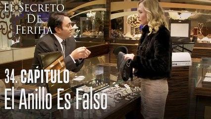 El anillo es falso - El Secreto De Feriha Capítulo 34 En Español