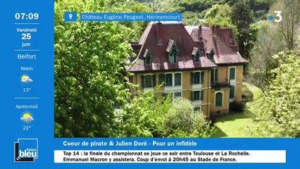 25/06/2021 - La matinale de France Bleu Belfort Montbéliard