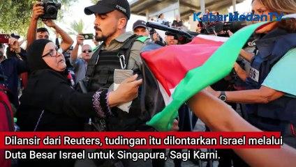 Israel Tuding Pemerintah Indonesia Tak Jujur Soal Konflik Gaza