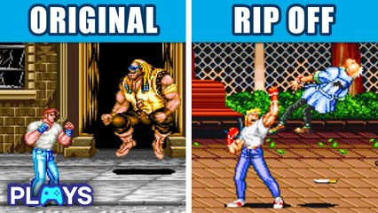 10 Rip Off Games Better Than The Original