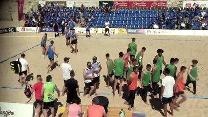 Lacanau Beach Handball Xperience