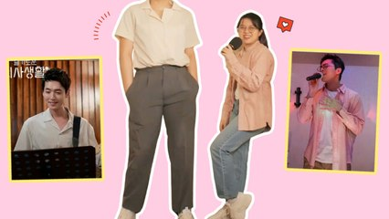 Recreating The Outfits Of The 'Hospital Playlist' Cast