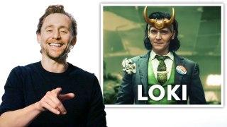 Tom Hiddleston Breaks Down His Career, from 'The Avengers' to 'Loki'