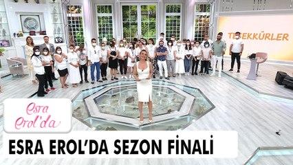 Esra Erol'da Sezon Finali Özel konuşması - Esra Erol'da 25 Haziran 2021