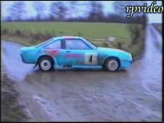 rallye d Aywaille 92 party7
