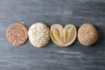 Así se hacen tus panes de dulce favoritos