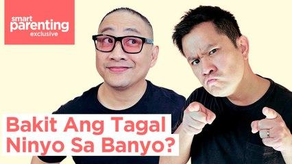 Bakit Matagal Si Tatay Sa Banyo? With Ogie Alcasid And Michael V