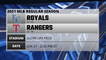 Royals @ Rangers Game Preview for JUN 27 -  2:35 PM ET