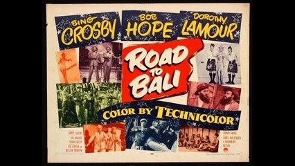 Bing Crosby/Bob Hope Road to Bali (1952) Portuguese Subs