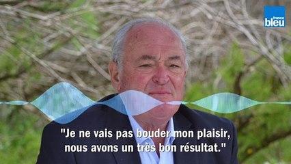 """Élections départementales : """"Je ne vais pas bouder mon plaisir, nous avons un très bon résultat"""""""