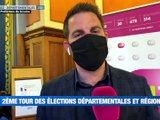 2ème tour des élections départementales et régionales 2021 - Élections départementales 2021 - TL7, Télévision loire 7