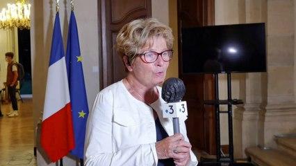 Régionales en Bourgogne-Franche-Comté : Marie-Guite Dufay