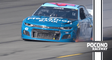 Erik Jones makes contact with Cole Custer, brings out the caution