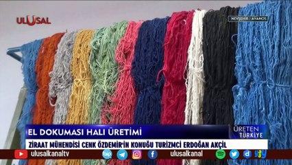Üreten Türkiye - 4 Temmuz 2021 - Nevşehir - Cenk Özdemir - Ulusal Kanal
