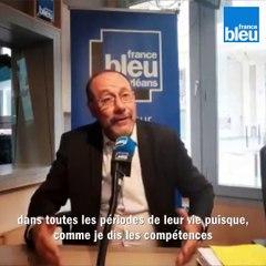 """Départementales dans le Loiret : """"on a fait le travail"""", pour le président réélu Marc Gaudet (UDI)"""