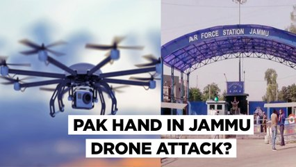 Sinister Terror Plot Drone Attack on Air Force Base in Jammu; LeT operative held with IED