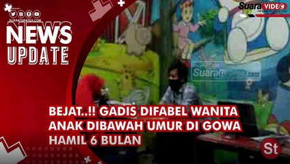 Tak Beradab! Gadis Difabel di Gowa Diperkosa dan Hamil 6 Bulan