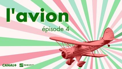 Détours le podcast : l'avion (épisode 4)