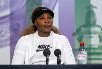 Serena Williams Won't Compete at Tokyo Olympics