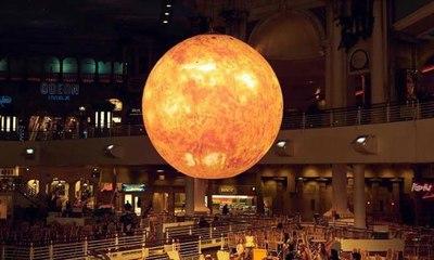 الصين ستصنع شمس اصطناعية