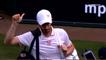 Wimbledon : Tsitsipas et Kvitova prennent la porte, Murray de retour