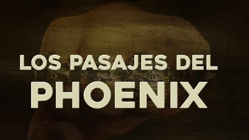Jesús Chairez - Los Pasajes Del Phoenix