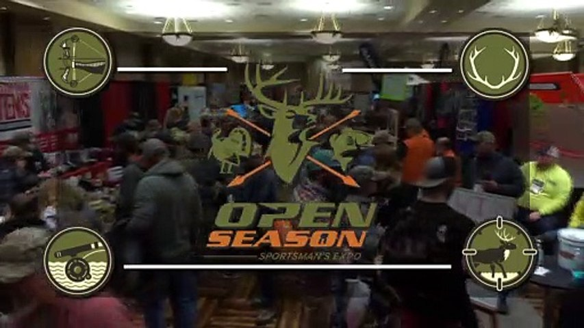 Open Season Sportsman's Expo returns to Lakeland, FL July, 23-25