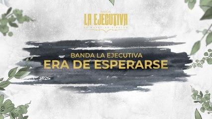 Banda La Ejecutiva De Mazatlán Sinaloa - Era De Esperarse