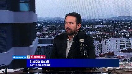 El 1 de agosto se llevará a cabo la consulta ciudadana por juicio de expresidentes: Claudia Zavala