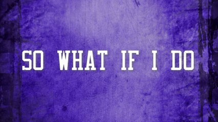 Trace Adkins - So What If I Do