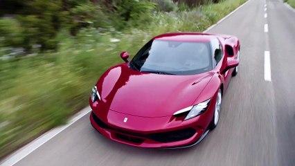 La Ferrari 296 GTB - La définition du plaisir de conduite