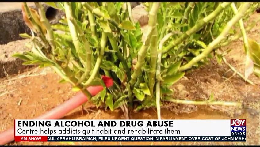Ending Alcohol and Drug Abuse – AM Show on JoyNews (29-6-21)