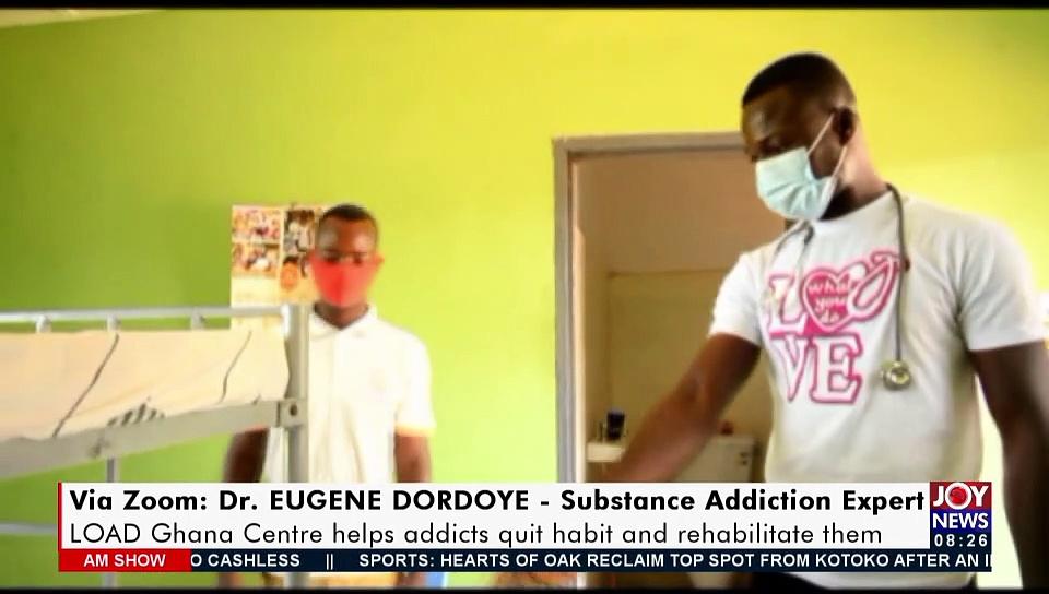 Ending Alcohol and Drug Abuse 2 – AM Talk on JoyNews (29-6-21)