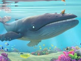 The Snail and The Whale (La Baleine et l'escargote): Trailer HD VF