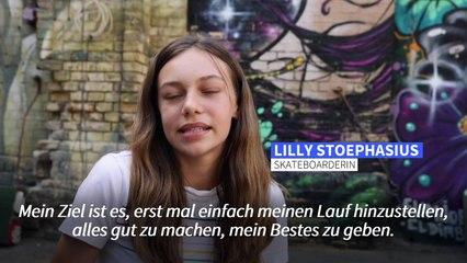 Berliner Skateboarderin ist jüngste deutsche Olympia-Teilnehmerin