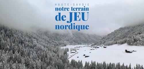 Haute-Savoie, notre terrain de jeu nordique : Découverte du ski_de_fond