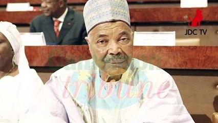 ACHIDI ACHU'S MORTAL REMAINS ARRIVE IN CAMEROON