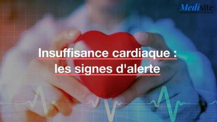Insuffisance cardiaque : les signes d'alerte